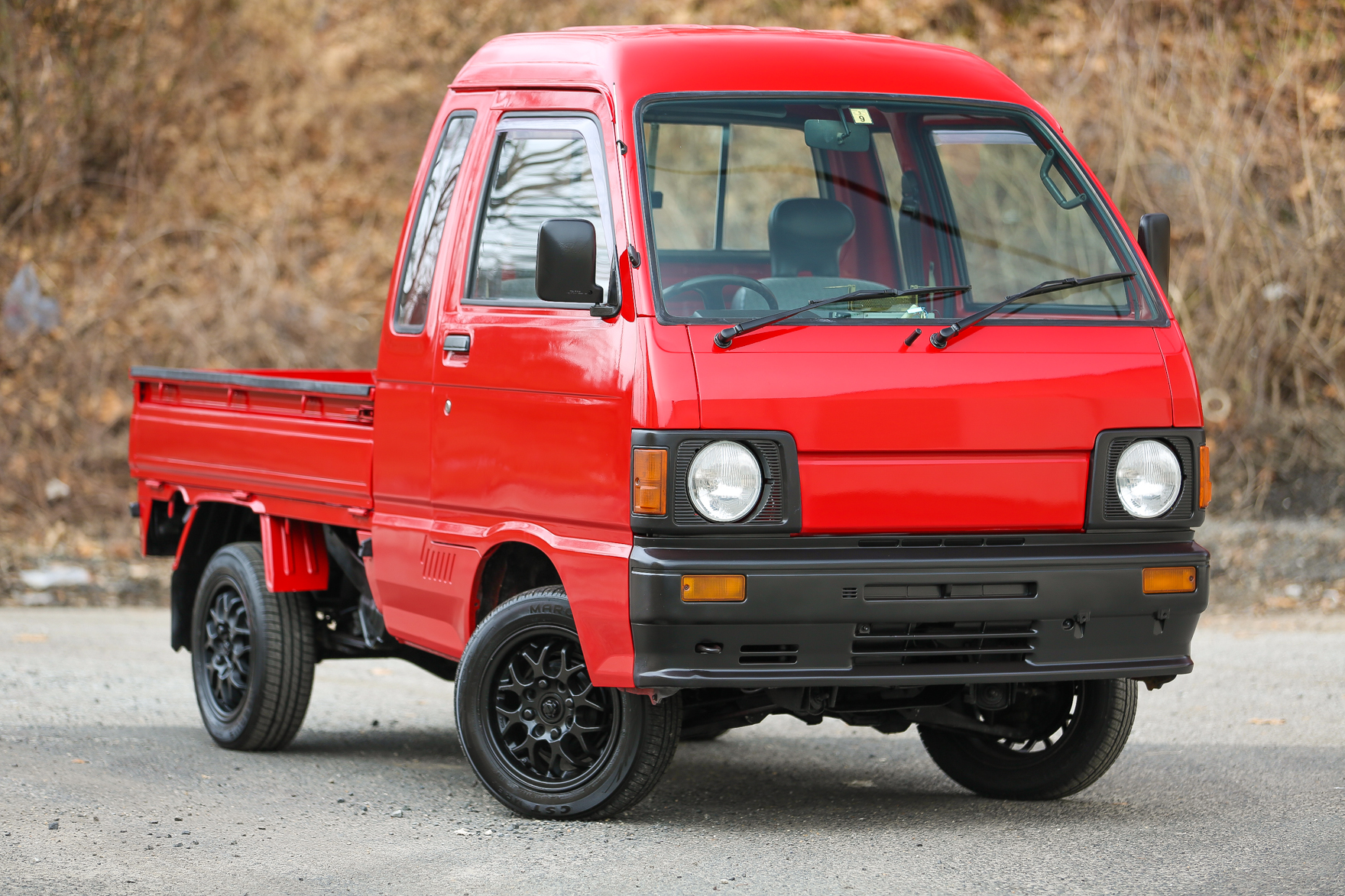 1989 Daihatsu Hijet Jumbo - $8500