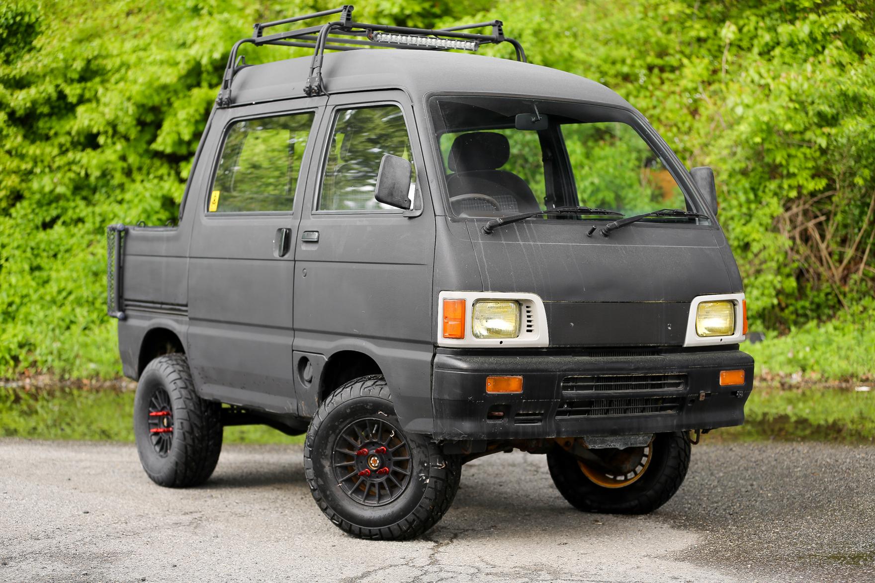 1992 Daihatsu HiJet Deckvan - $8,200