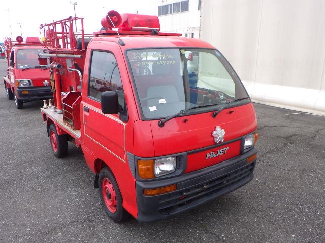 1996 Daihatsu Hijet Firetruck - $19,500