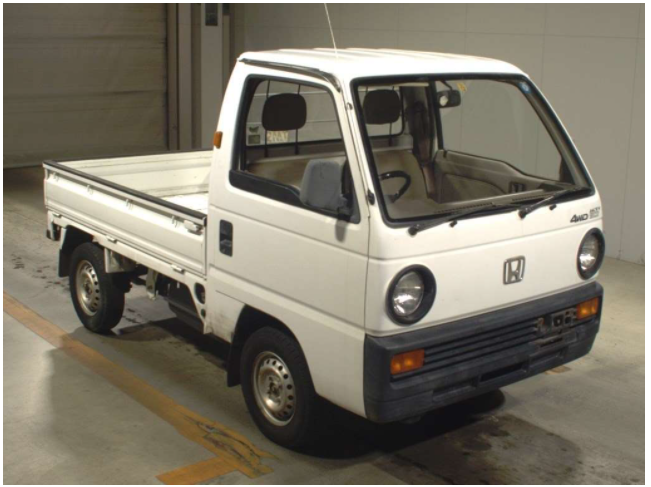 1988 Honda ACTY - RESERVED