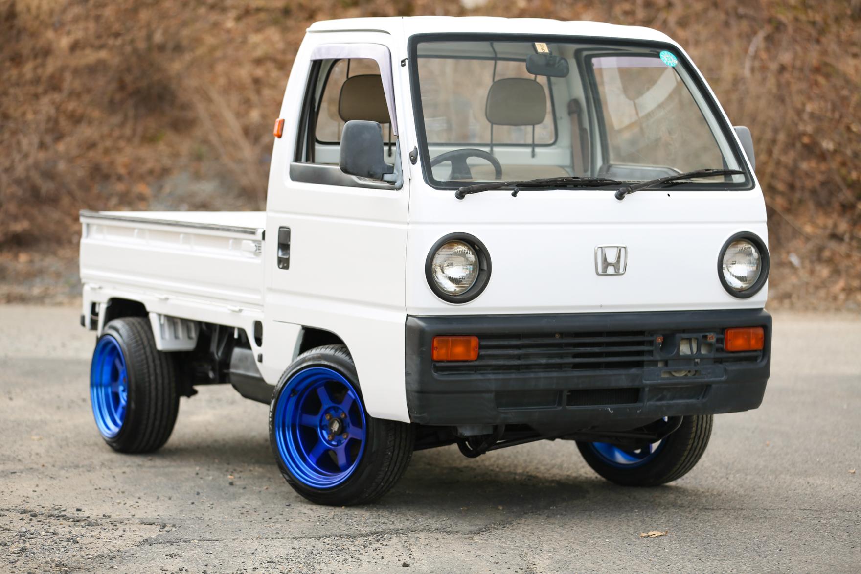 1989 Honda ACTY 4WD - $5,500