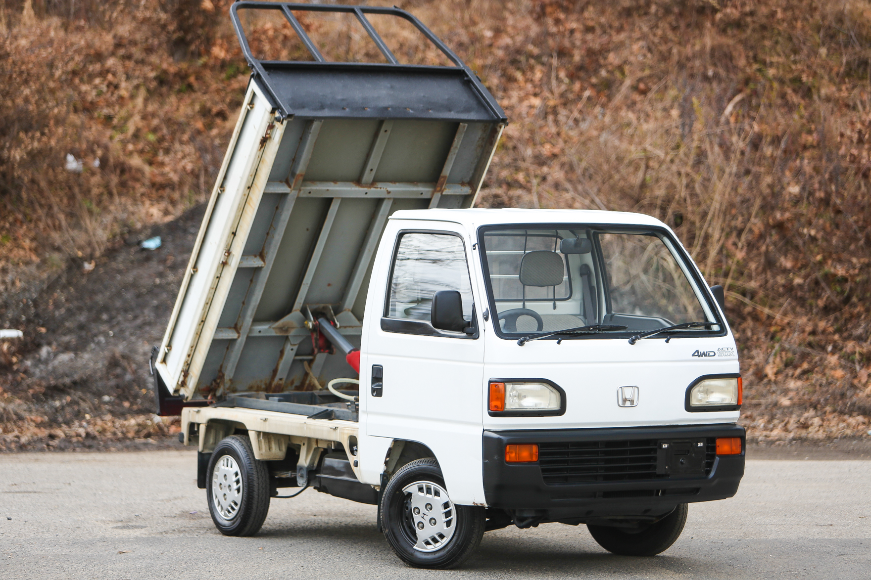 1993 Honda ACTY Dump - $8,350