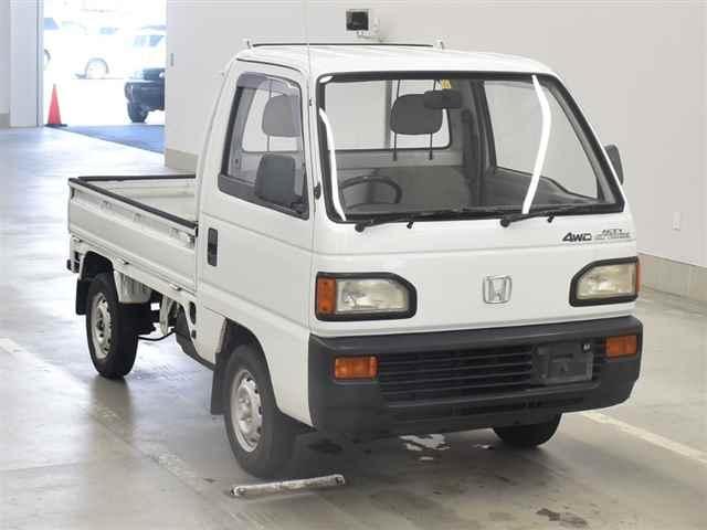 1993 Honda ACTY ATTACK - COMING SOON!