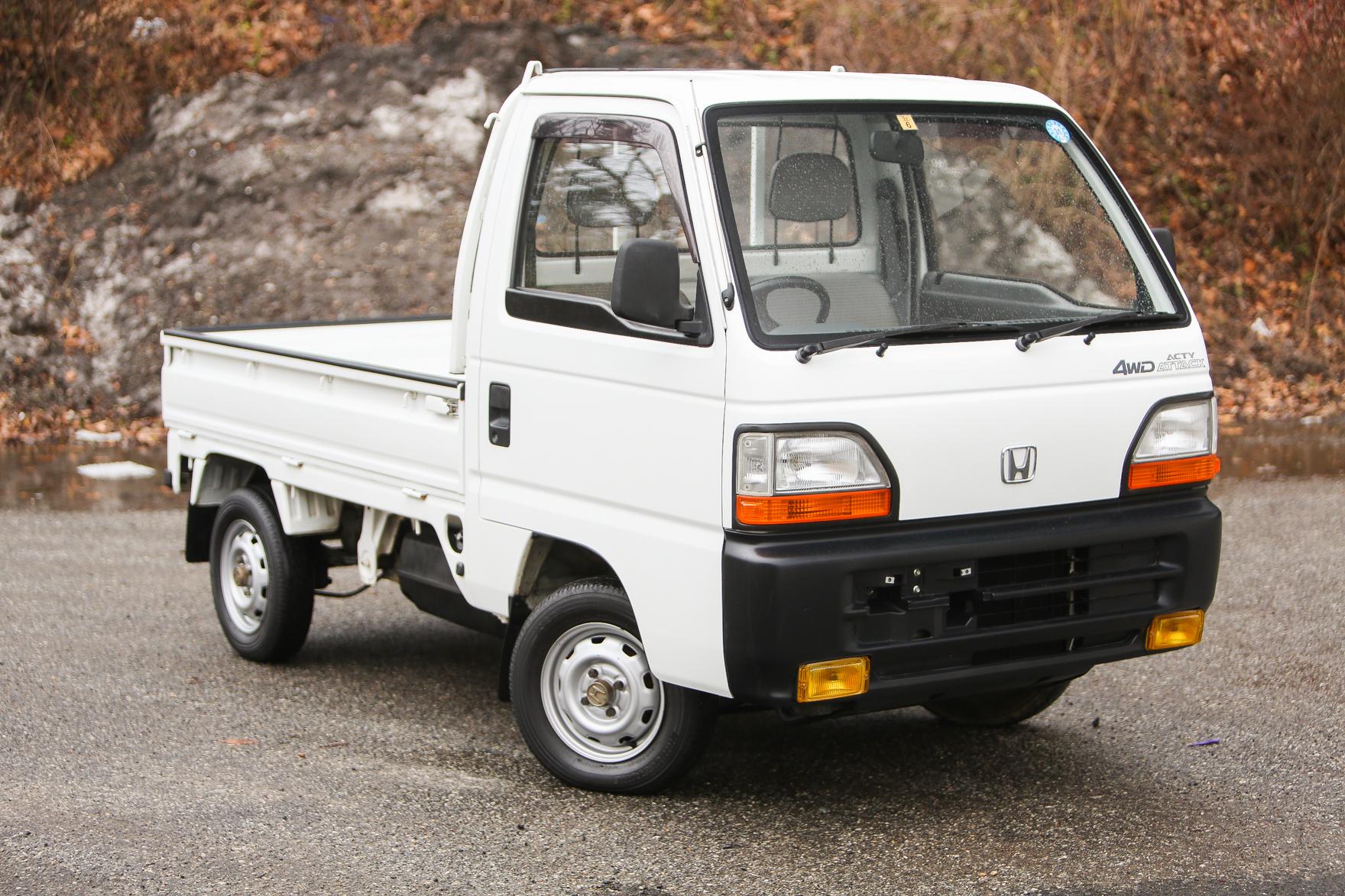1994 Honda Acty ATTACK - $11,950