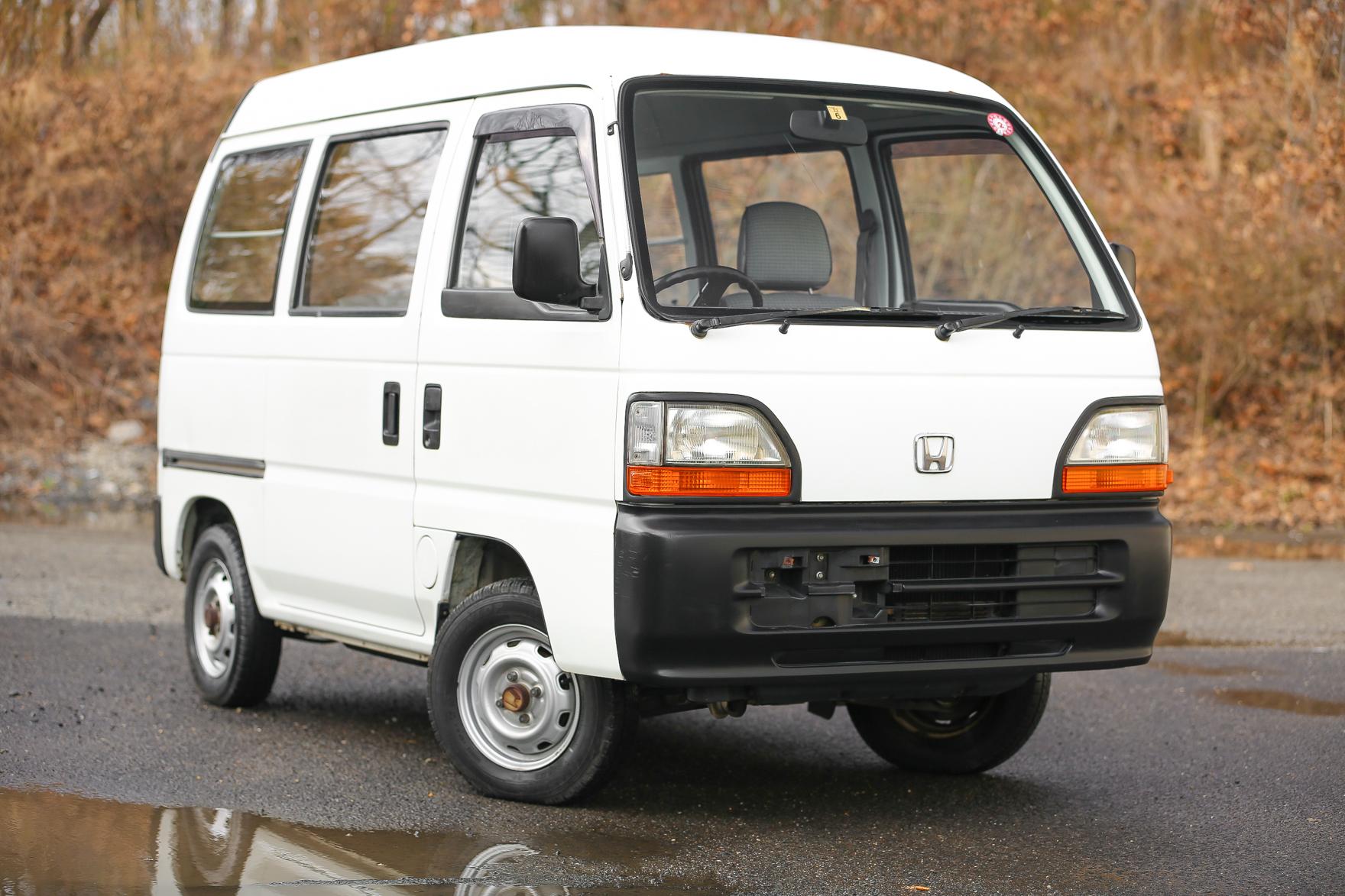 1994 Honda ACTY Van - $8,950