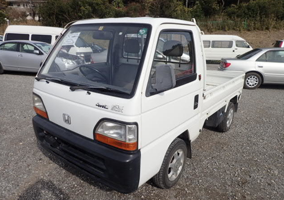 1994 Honda ACTY - RESERVED