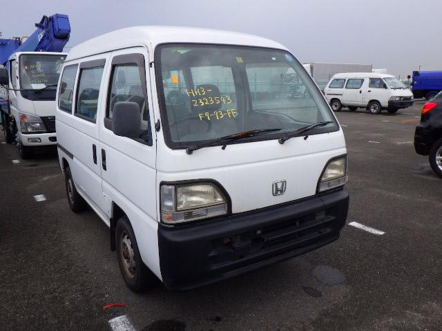 1996 Honda ACTY Van - COMING SOON