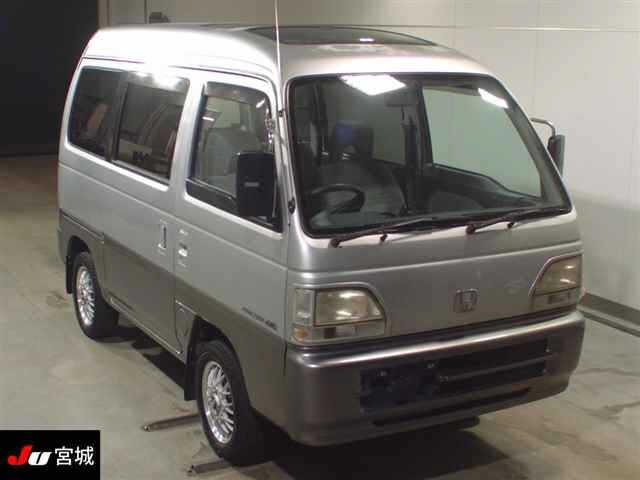 1996 Honda Street Van - COMING SOON
