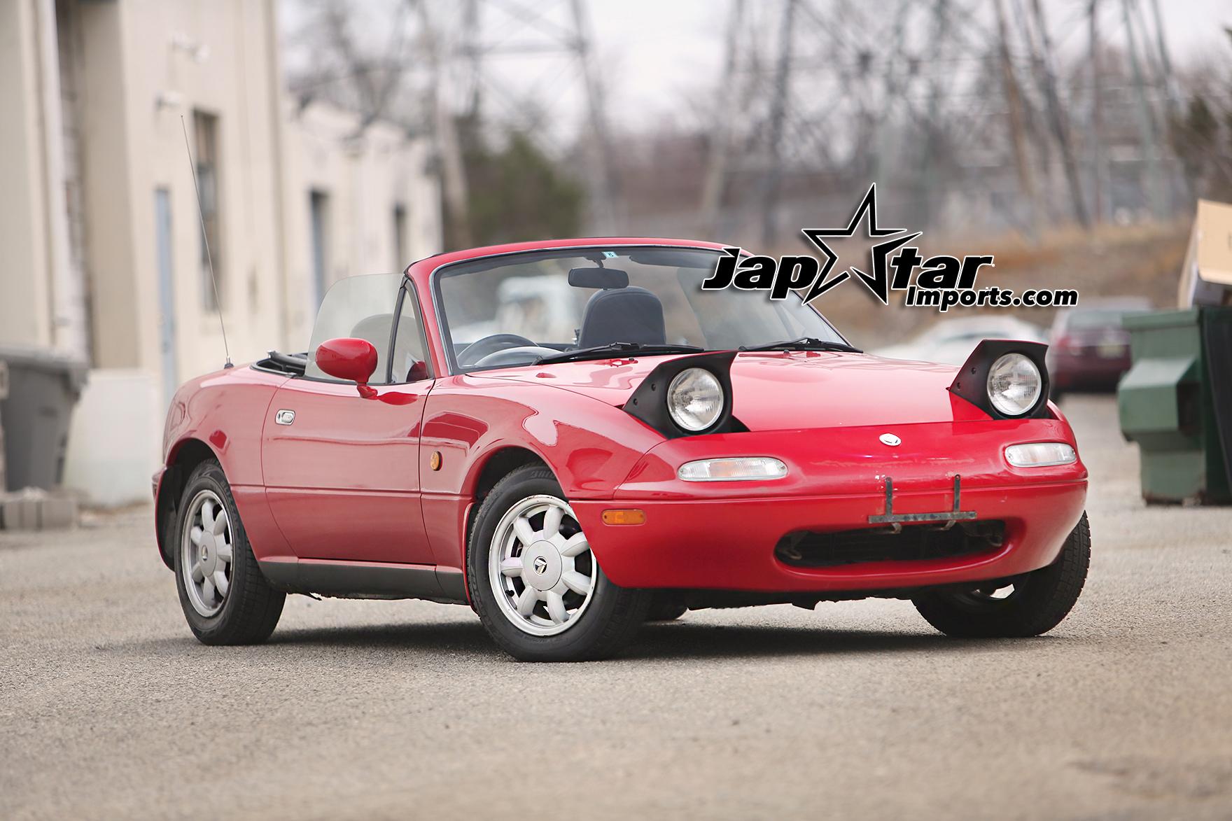 1991 Mazda Roadster - SOLD