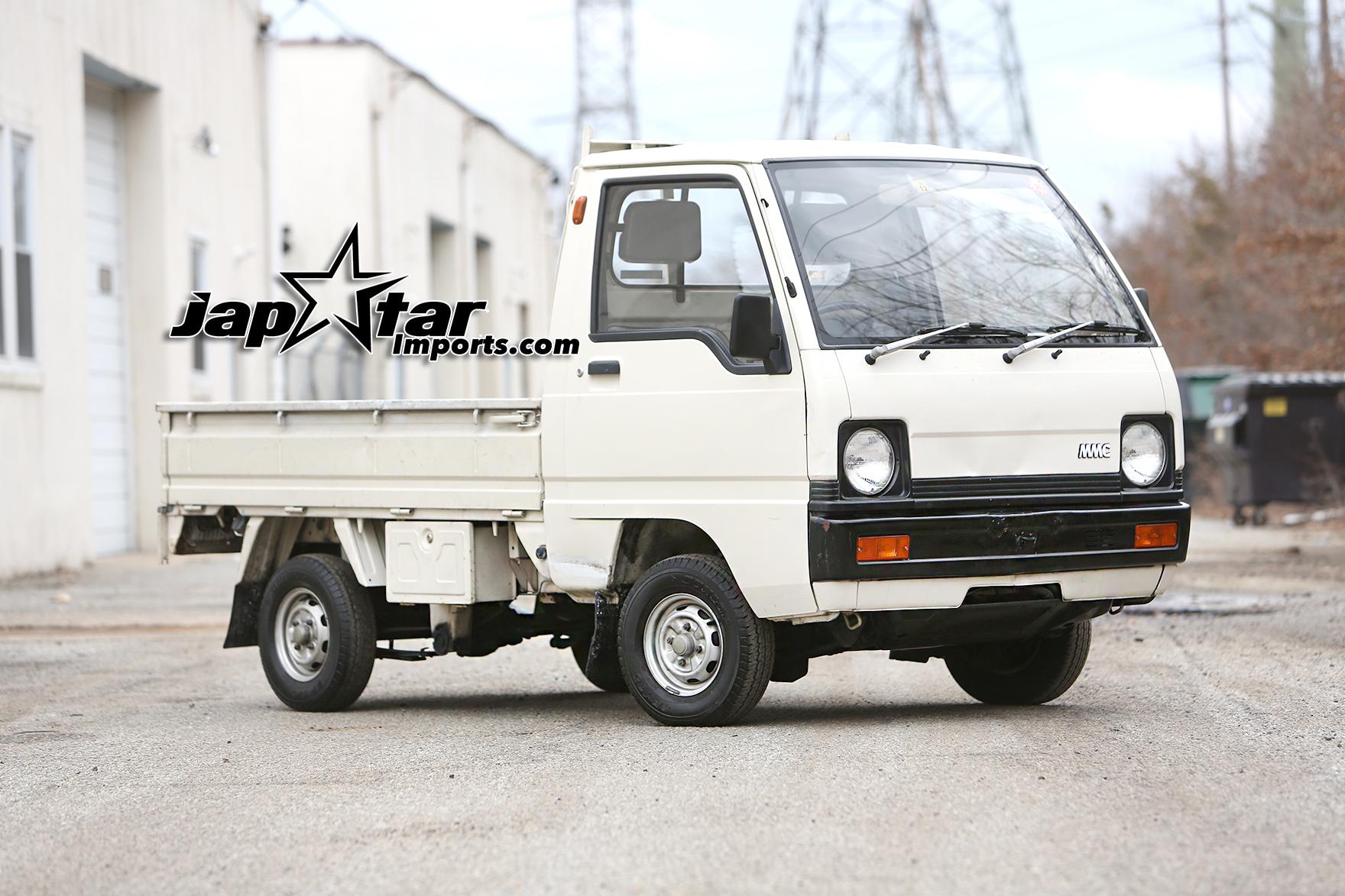 1987 Mitsubishi MiniCab Super Delux - $4,000