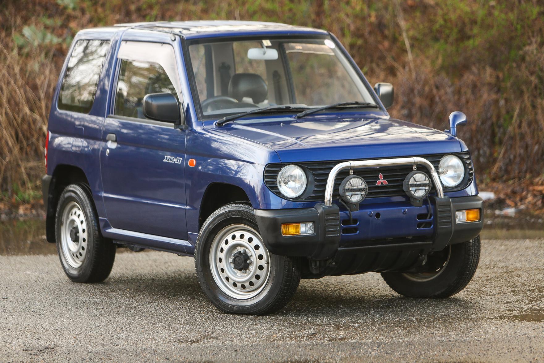 1994 Mitsubishi Mini Pajero - $7,495