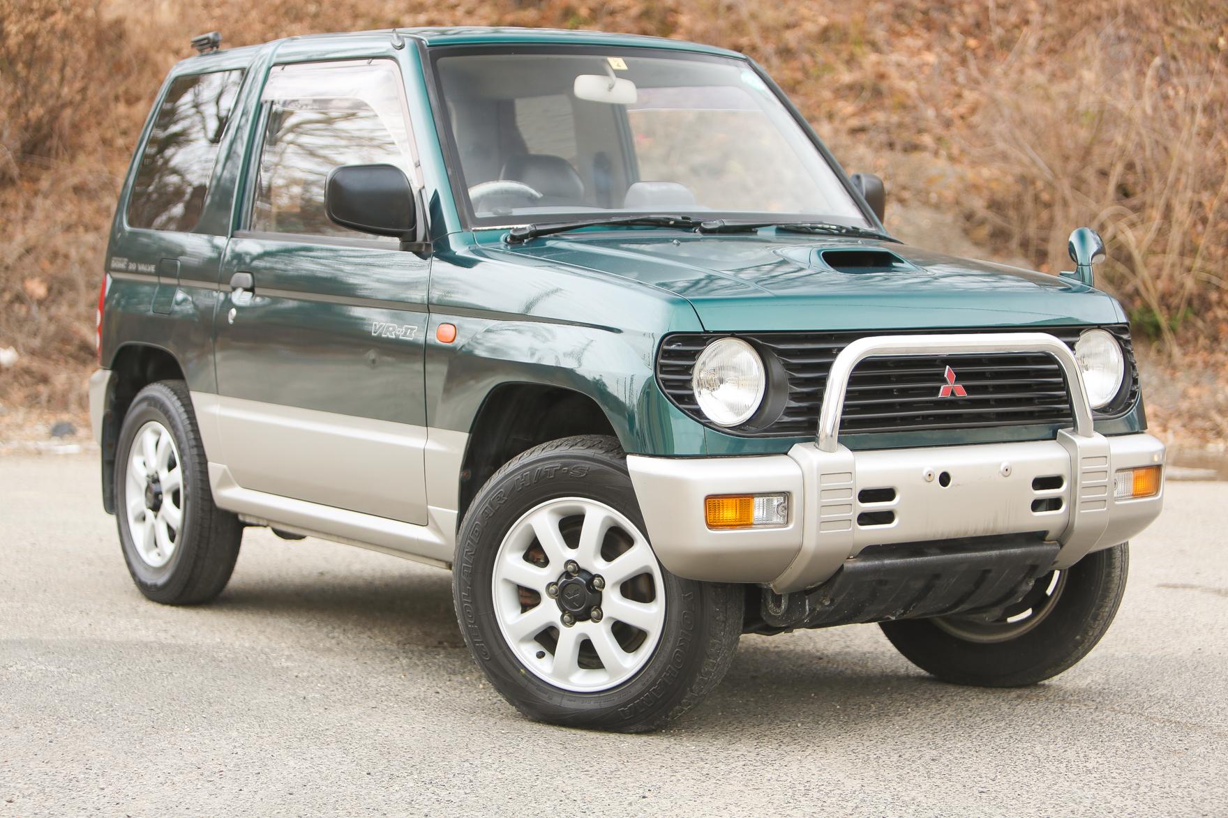 1995 Mitsubishi Pajero Mini Turbo - $8,495