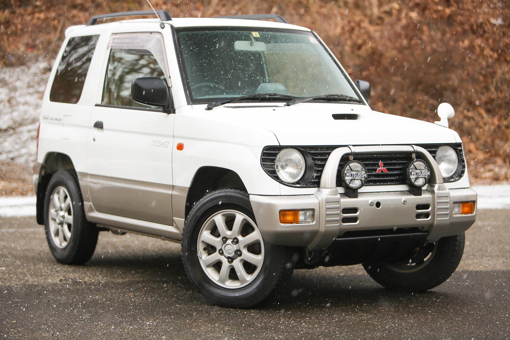 1996 Mitsubishi Pajero Mini Turbo - $8,995