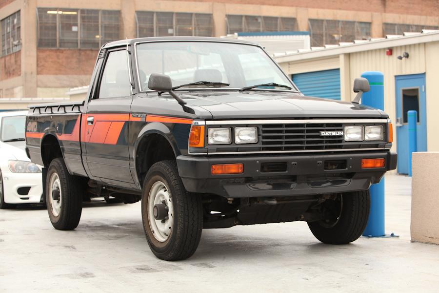1986 Datsun Pickup - SOLD