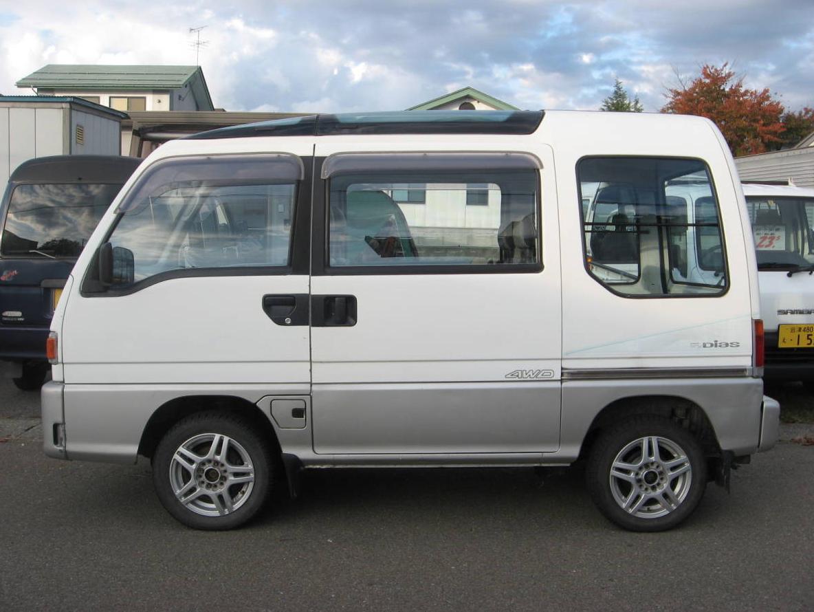 1991 Subaru Sanbar Dias Van - Coming Soon
