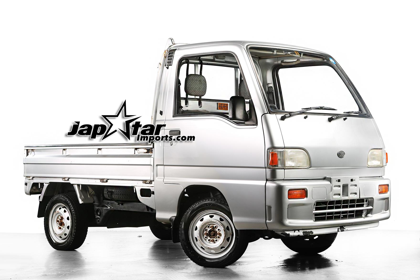 1992 Subaru Sambar Supercharged - SOLD
