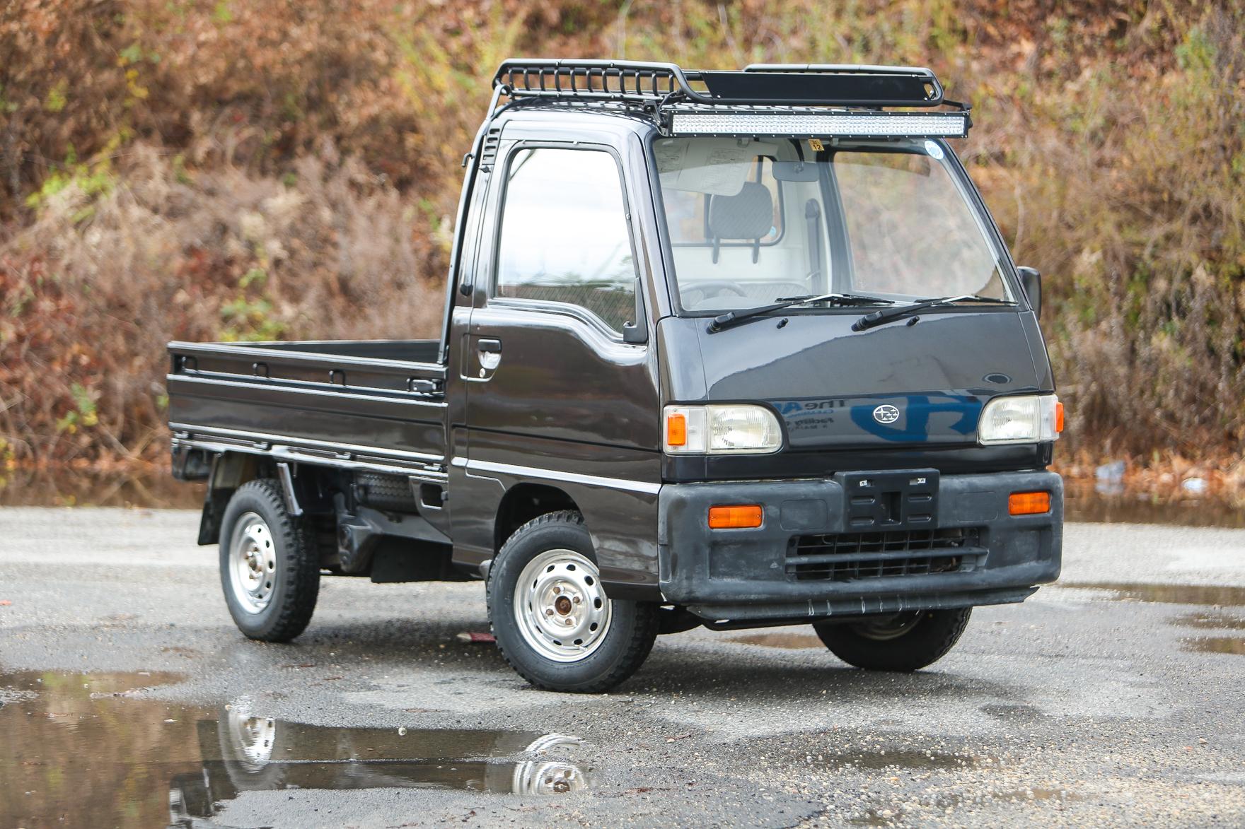 1992 Subaru Sambar - $5,950