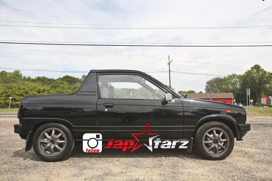 1983 Suzuki MightyBoy - SOLD