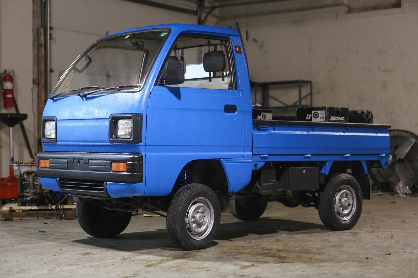 1988 Suzuki Carry 4WD - $5,600
