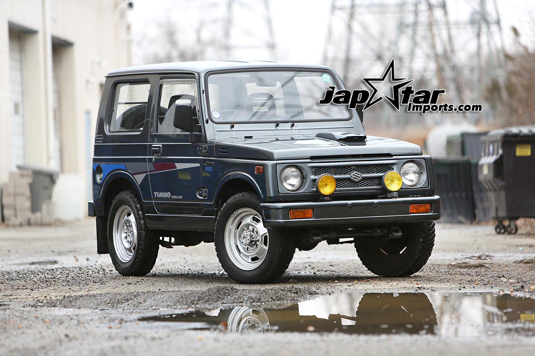 1990 Suzuki Jimny - SOLD