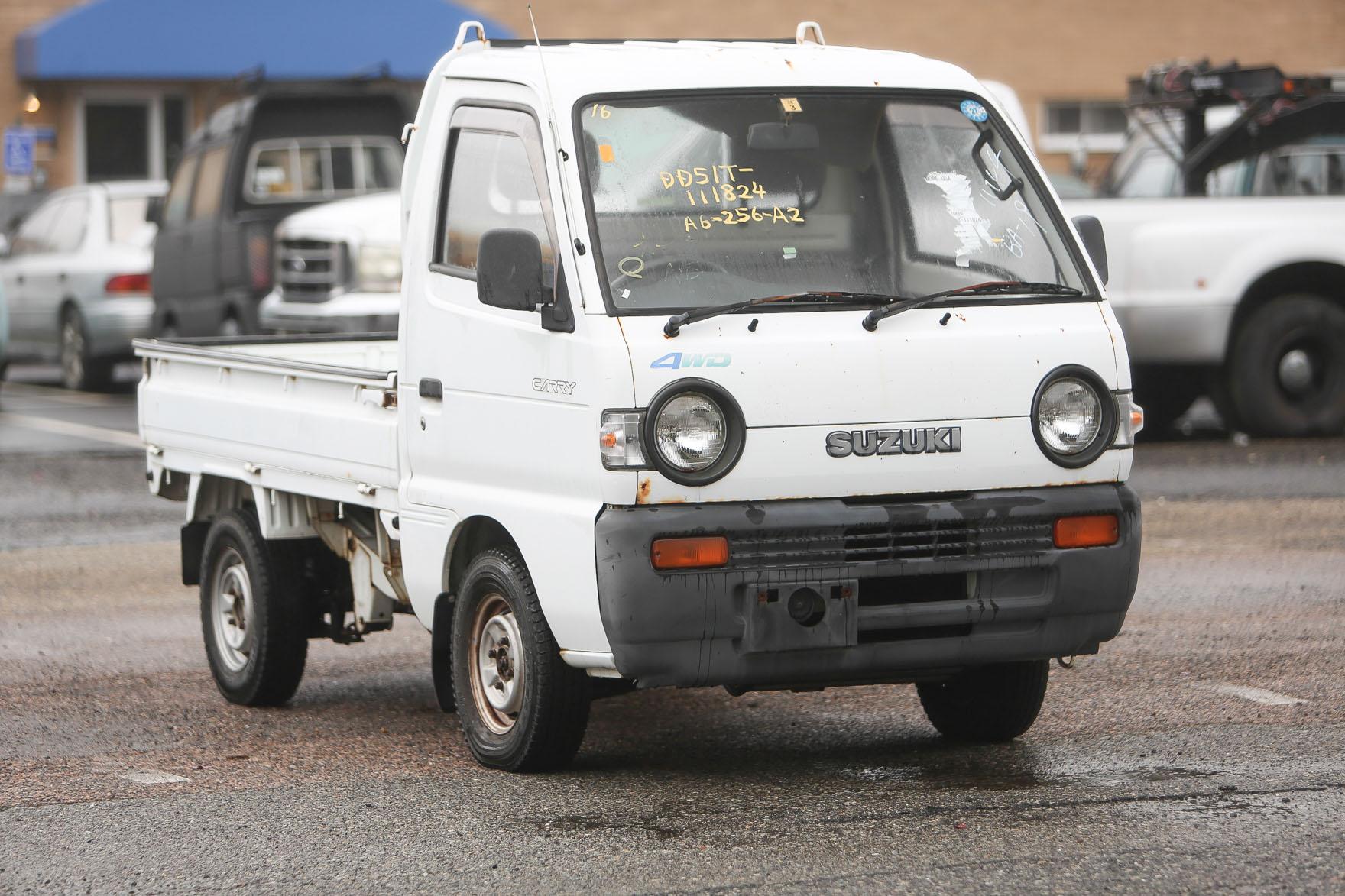 1991 Suzuki Carry 4WD - $5,950
