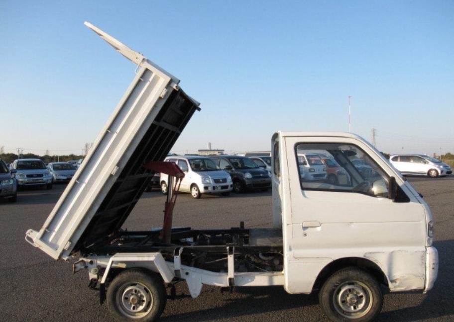 1992 Suzuki Carry 4WD Dump