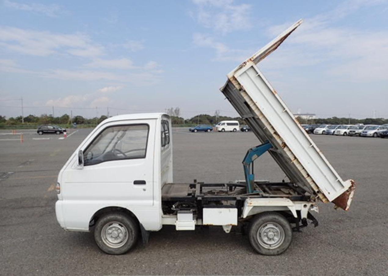 1992 Suzuki Carry Dump - $6,500