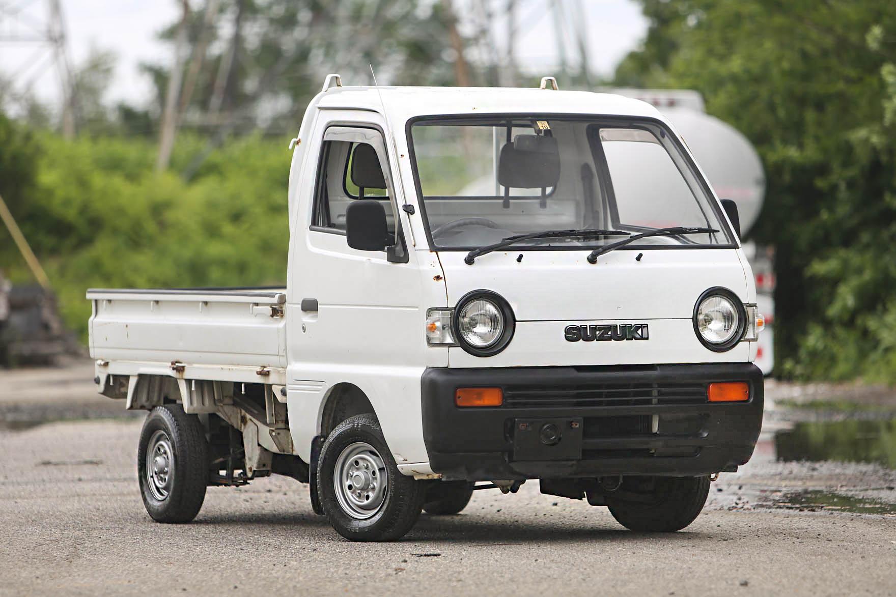 1993 Suzuki Carry 2WD - $3,750