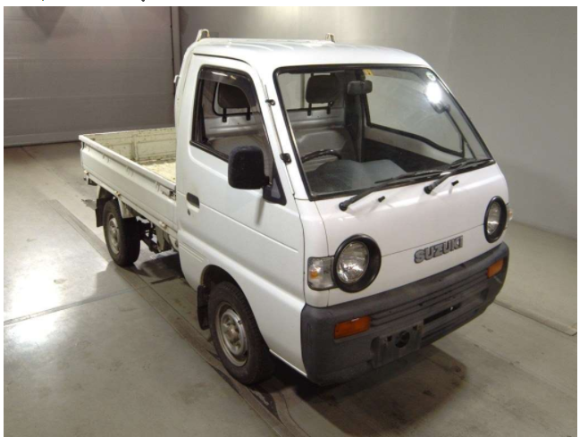 1994 Suzuki Carry - RESERVED BEING CUSTOMIZED