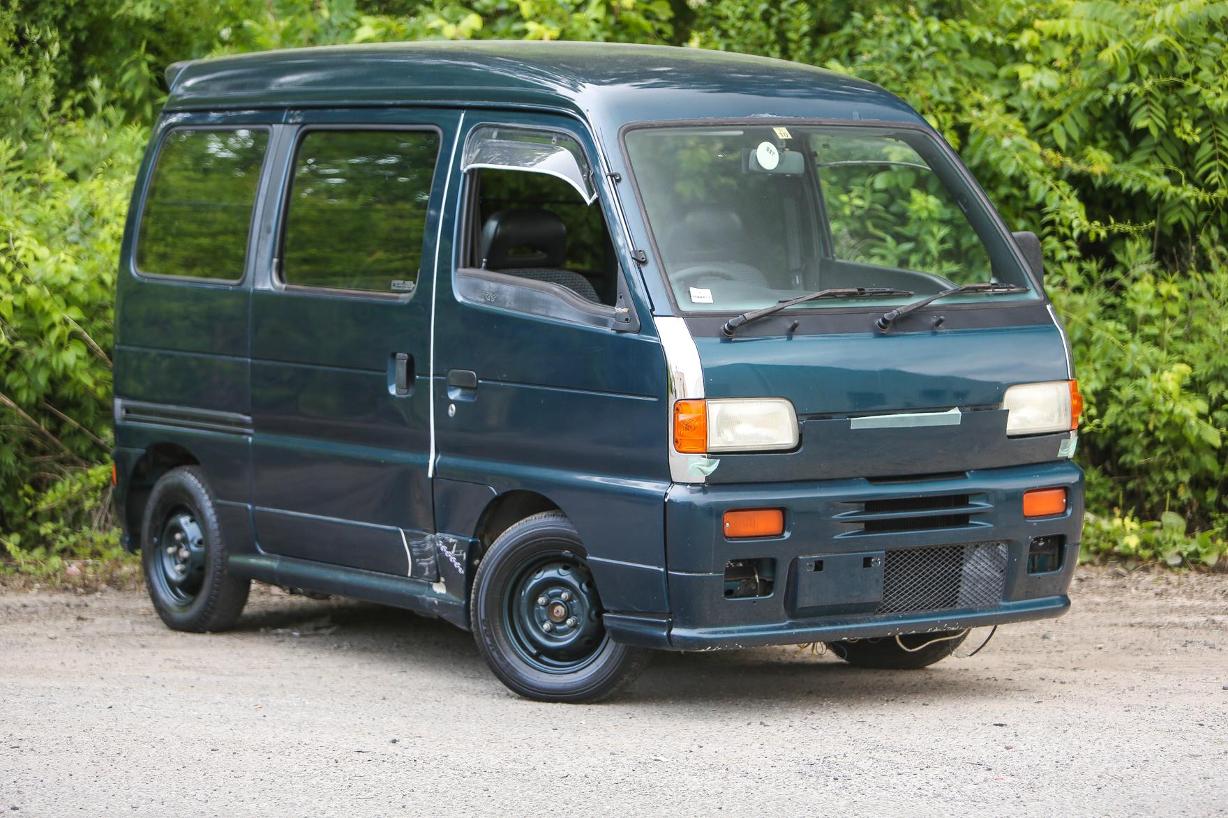 1995 Suzuki Every Joy Pop Turbo - $7,950
