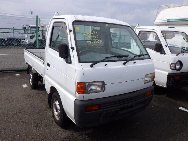 1996 Suzuki Carry - COMING SOON