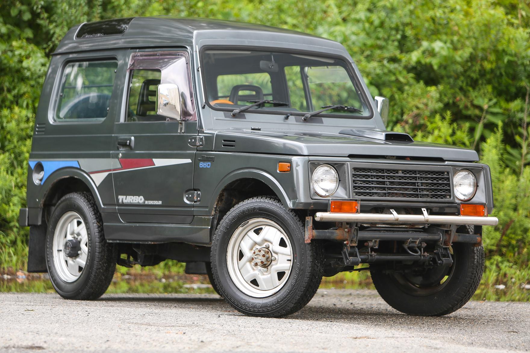1991 Suzuki Jimny Panoramic Roof - $7,300