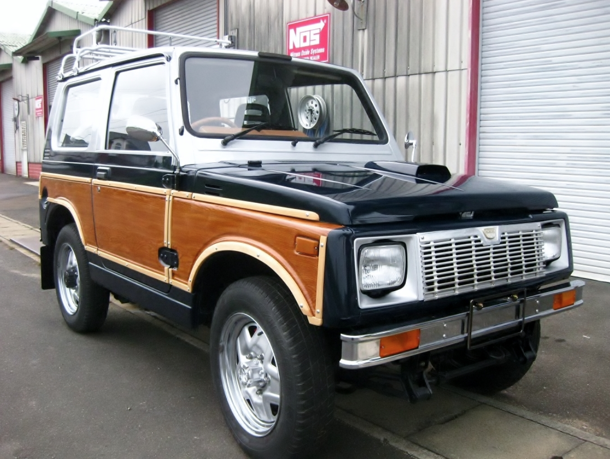 1991 Suzuki Jimny - $8,950